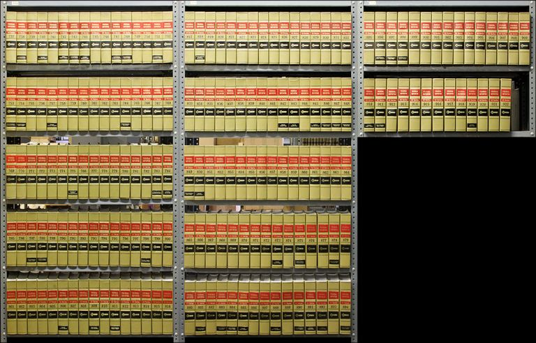Federal Reporter 3d. Vols. 737 to 924, 188 books (2014-2019) 32 feet. Thomson Reuters.