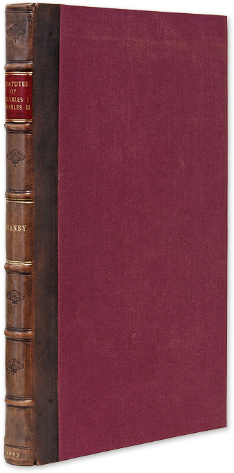 A Collection of the Statutes Made in the Reigns of King Charles the I. Manby Thomas, Ferdinando Pulton.