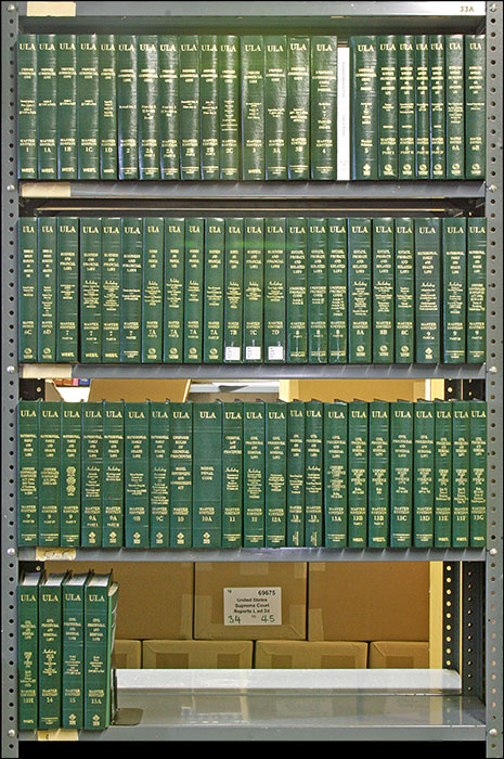 Uniform Laws Annotated. Vols 1-15A, 70 books complete w/May 2019 supps. Natl Conf. of Commissioners on Uniform State Laws.