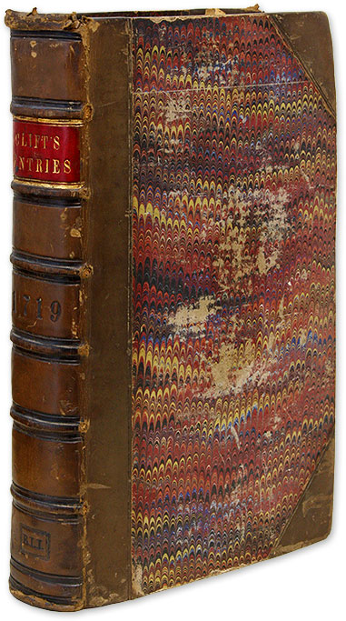 A New Book of Declarations, Pleadings, Verdicts, Judgments, And. Henry Clift, Charles Ingleby.