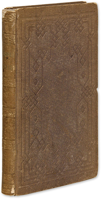 Essays, Boston, 1845, Inscribed by Parsons. Theophilus Parsons.
