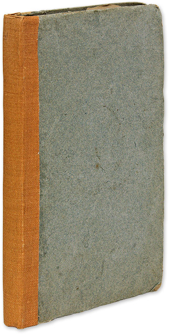 """Old Nick's Pocket-Book; or, Hints for """"A Ryghte Pedantique ande. Edward DuBois."""