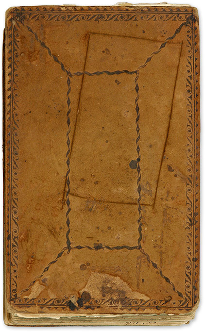 Account Book. Freehold, New Jersey, 1829-1839. Manuscript, Peter Vredenburgh.