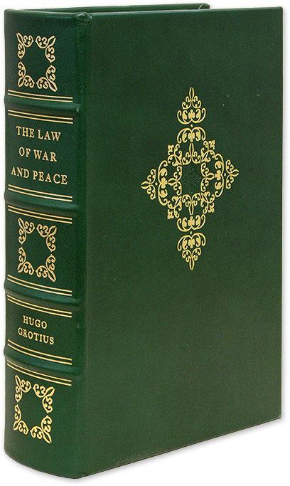 The Law of War and Peace. [English] Translation F.W. Kelsey. Hugo Grotius, Francis W. Kelsey.