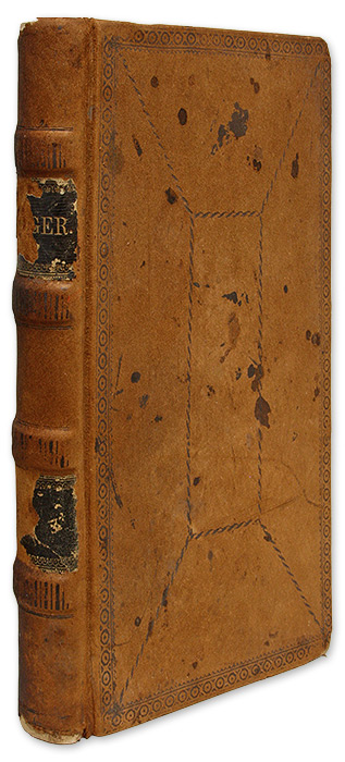 Account Book of Cosby & Turner, Richmond, Virginia, 1871-1875. Manuscript, Cosby William W., Charles W. Turner.