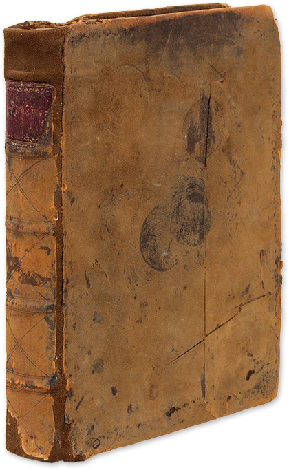 Account Book, New York City, 1795-1798. [xxiii], 326 pp. Quarto. Manuscript, John H. Remsen.