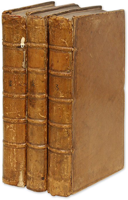 The Justice of the Peace, And Parish Officer, 4th ed, London, 1757. Richard Burn.