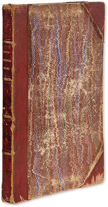 Report on Extraterritorial Crime and the Cutting Case, 1887. John Bassett Moore.