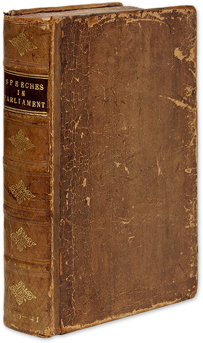Speeches and Passages of the Great and Happy Parliament, From the. Great Britain, Parliament.