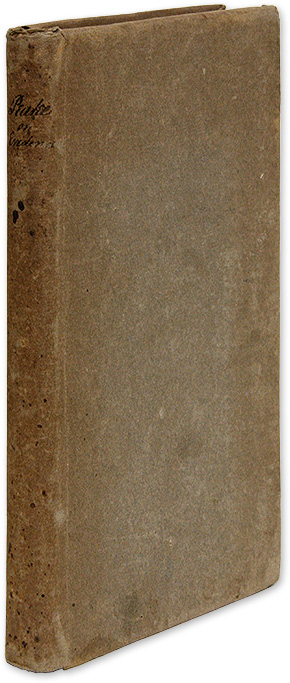A Compendium of the Law of Evidence. Walpole, NH, 1804. Thomas Peake.