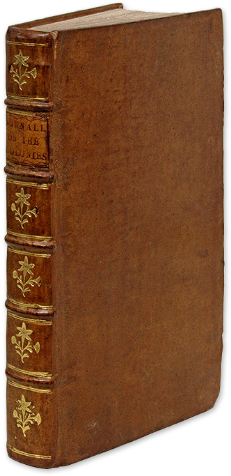 The Administration of the Colonies, third edition, 1766. Thomas Pownall.