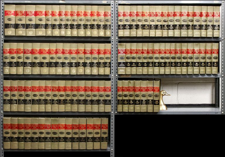 United States Supreme Court Reports L.ed 2d Vols. 1-100 (1956-1988). Lawyers Cooperative Publishing Co.