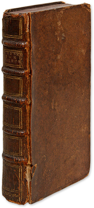 Amusemens d'un Prisonnier, 1750, First edition, 2 vols in 1. France.