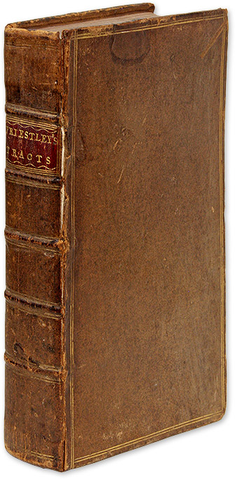 An Essay on the First Principles of Government [& Three Other Works]. Joseph Priestley.