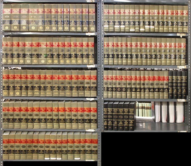 United States Supreme Court Reports L.ed 2d Vols. 1-132 (1956-1995). Lawyers Cooperative, LexisNexis.
