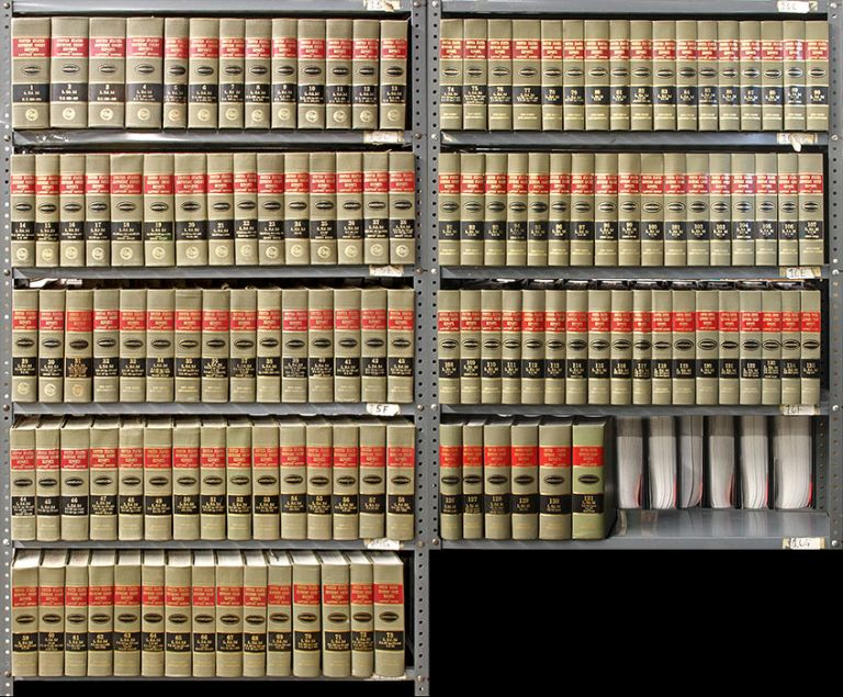 United States Supreme Court Reports L.ed 2d Vols. 1-131 (1956-1995). Lawyers Cooperative Pub. Co., LexisNexis.