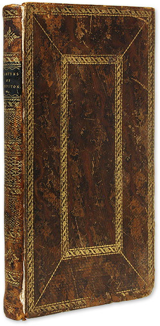 The Charters of Crediton, To Which Are Annexed Certain Decrees, c1800. Manuscript, Great Britain.