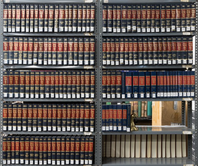 New York Jurisprudence 2d. 162 of 168 books thru May 2019 supps. Thomson Reuters.