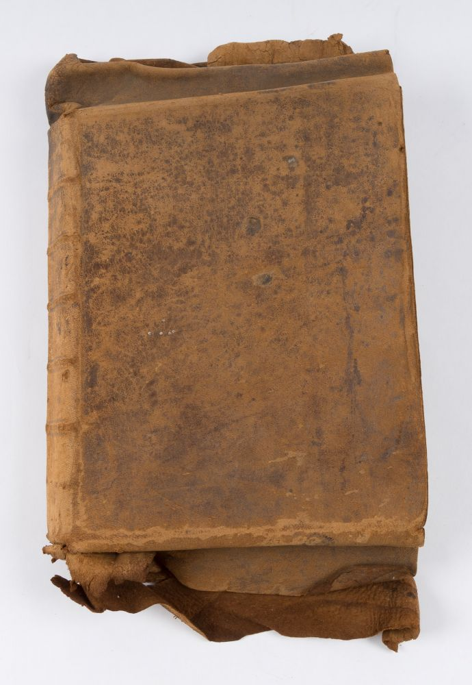 Law Dictionary, England, c 1745, 326 pp. Manuscript.