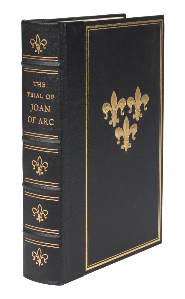 The Trial of Jeanne D'Arc: Translated into English From the Orignal. W. P. Barrett.