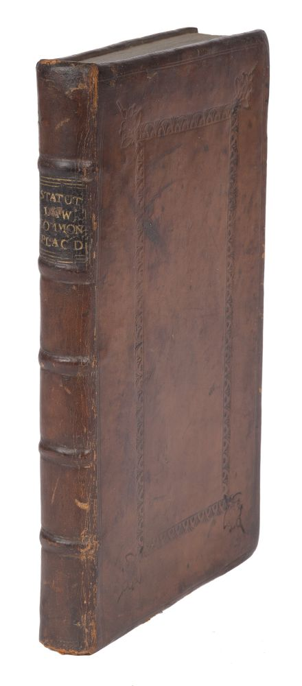 The Statute-Law Common-Plac'd, Or, A Second General Table to the. Giles Jacob.