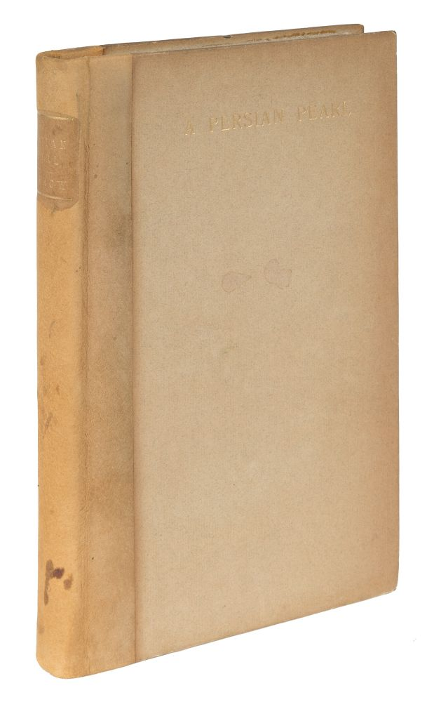 A Persian Pearl and Other Essays, Signed Limited First edition. Clarence Darrow, Cecil B. DeMille.