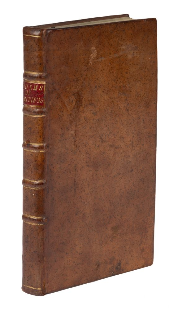 Essay on the Forms of Writings, Or of Securities and Conveyances. I. Mitchell.