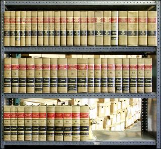 Supreme Court Reporter, West's. Vols. 48 to 89A (1927-1968) 50 books. West Publishing.