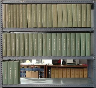 Versicherungsrecht. Vols. 1-45, in 43 books (1950-1994