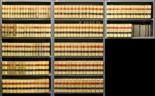 United States Reports, Official edition. 171 vols. 30 linear feet. United States Supreme Court
