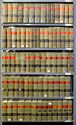 United States Supreme Court Reports, L Ed [1st]. 70 Vols. 14 feet. Lawyers Co-operative...