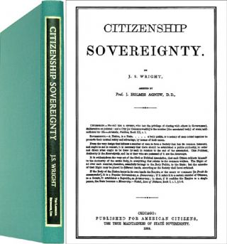 Citizenship Sovereignty. John S. Wright