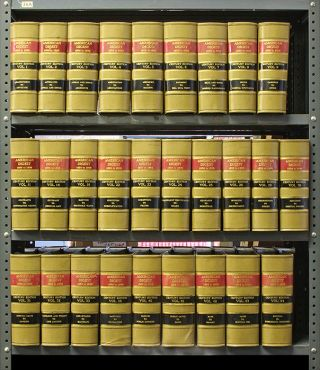 American Digest. Century Edition. 28 vols. 12 linear feet. West Publishing Co