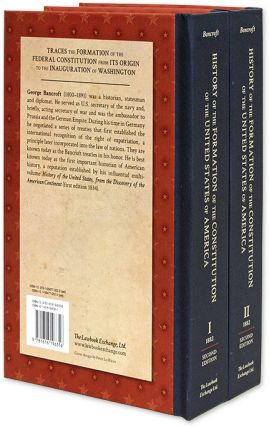 History of the Formation of the Constitution of the United States...
