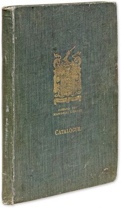 Catalogue of the Books, Pamphlets, And Other Documents in the Library. B. M. Headicar, Edward Fry...