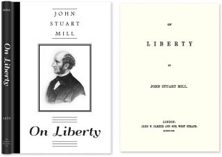 On Liberty. John Stuart Mill