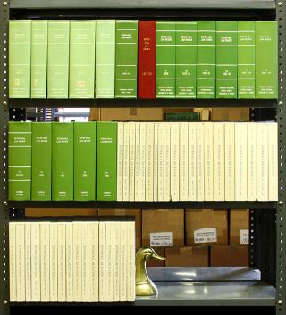 Seton Hall Law Review. Vols. 1 to 29 pt. 1 (1970-1998). Seton Hall Law School