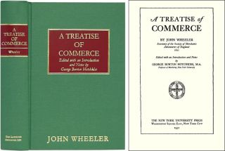 A Treatise of Commerce. John. George Burton Hotchkiss Wheeler