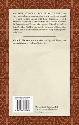 Political Theory and Law in Medieval Spain