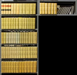 UCLA Law Review. Bound Vols. 1 to 51 pt 1 (1953-2004). School of Law University of California Los Angeles.