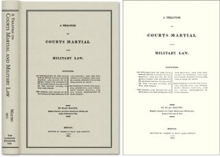 A Treatise on Courts Martial and Military Law Courts Martial. Isaac Maltby