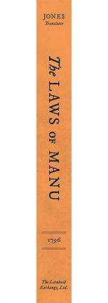 Institutes of Hindu Law: Or, the Ordinances of Manu...