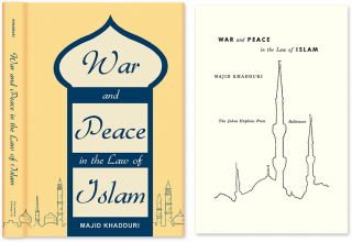 War and Peace in the Law of Islam. Majid Khadduri