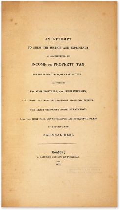 An Attempt to Shew the Justice and Expediency of Substituting an...