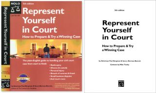 Represent Yourself in Court How to Prepare & Try a Winning Case 5th ed. Paul Bergman, Sara J....