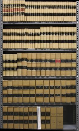 Penn State Law Review. Vols. 1 to 109 (1897-2005. 14 linear feet. Dickinson School of Law