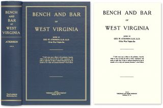 Bench and Bar of West Virginia. George W. Atkinson