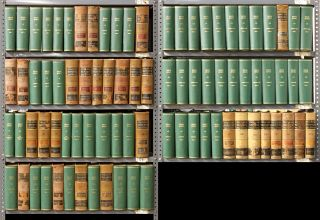 English Reports. Full Reprint. 99 Miscellaneous vols. (of 178). English Reports