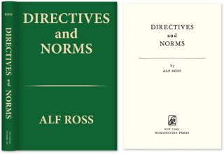 Directives and Norms. Alf Ross, Brian Loar.