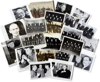 22 Black-and-White Press Photographs of (Or About) the U S Supreme. United States Supreme Court.
